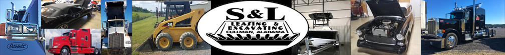 Welcome to S&L Leasing